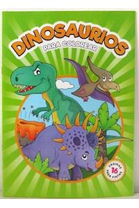 Papel Dinosaurios Para Colorear - Descubrí El Mágico Mundo De Los