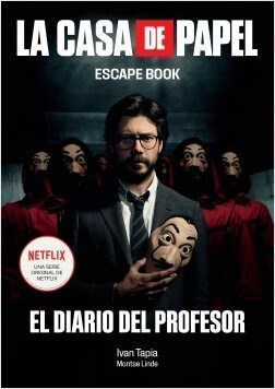 Libro La Casa De Papel Escape Book