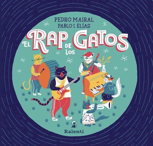 LIBRO EL RAP DE LOS GATOS