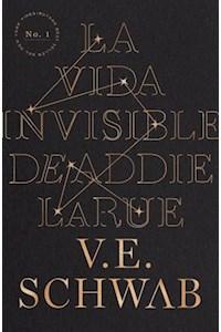 Papel La Vida Invisible De Addie Larue