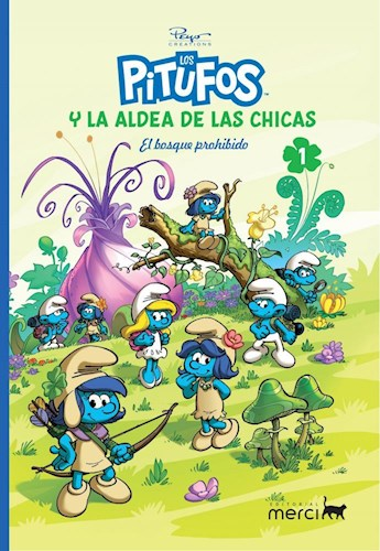 Comic Los Pitufos Y La Aldea De Las Chicas 01: El Bosque Prohibido