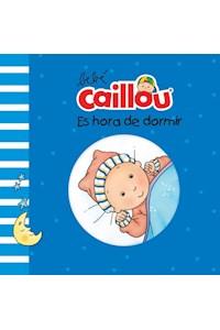 Papel Bebe Caillou Es Hora De Dormir