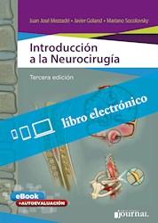 E-Book Introducción A La Neurocirugía Ed.3º (Ebook)