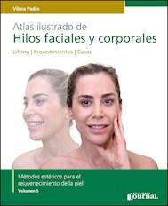 Papel Atlas Ilustrado De Hilos Faciales Y Corporales