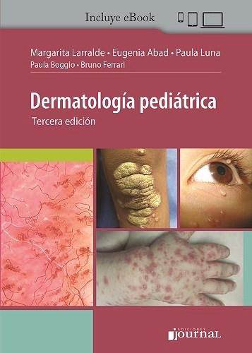 E-Book Dermatología Pediátrica Ed.3 (eBook)