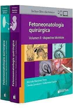 E-Book Fetoneonatología Quirúrgica (Obra Completa 2Vols) eBook
