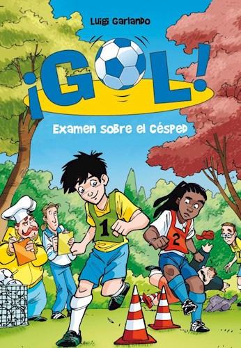 LIBRO GOL 22 EXAMEN SOBRE EL CESPED