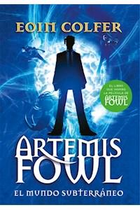 Papel Mundo Subterraneo, El (Artemis Fowl 1)