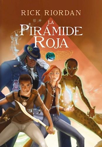 Papel Piramide Roja, La Comic