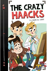 Papel The Crazy Haacks Y El Enigma Del Cuadro (4)