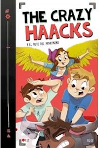 Papel The Crazy Haacks Y El Reto Del Minotauro (6)