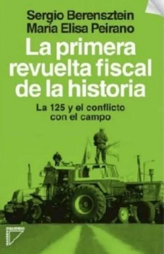 Libro La Primera Revuelta Fiscal De La Historia