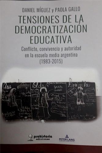 Papel TENSIONES DE LA DEMOCRATIZACION EDUCATIVA