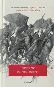 Papel INFIERNO -DANTE ALIGHIERI-