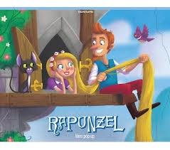 Papel Clásicos Pop Up - Rapunzel