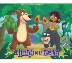 Papel Clásicos En Pop Up - El Libro De La Selva