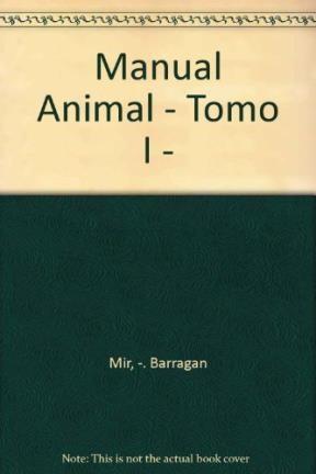 Papel Manual Animal.Tomo I