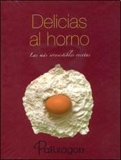 Papel DELICIAS AL HORNO LAS MAS IRRESISTIBLES RECETAS (CARTONE BOLSILLO)