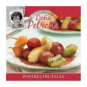Papel Doña Petrona Coleccion Reposteria - 11/Postres Frutales