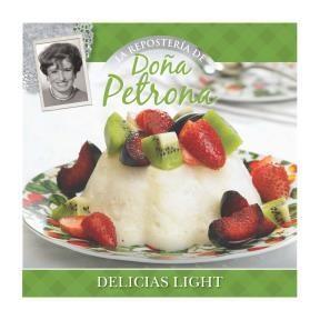 Papel Doña Petrona Coleccion Reposteria - 15/Delicias Light
