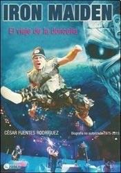 Papel Iron Maiden - El Viaje De La Doncella