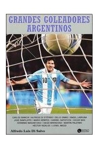 Papel Grandes Goleadores Argentinos