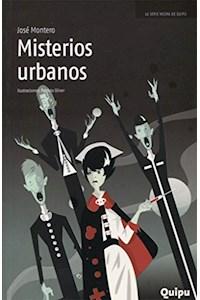 Papel Misterios Urbanos 1