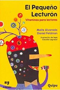 Papel El Pequeño Lecturon - Vitaminas Para Lectores