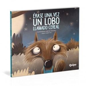 Papel Erase Una Vez Un Lobo Llamado Cereal