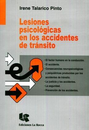Papel LESIONES PSICOLOGICAS EN LOS ACCIDENTES DE TRANSITO