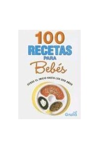 Papel 100 Recetas Para Bebes
