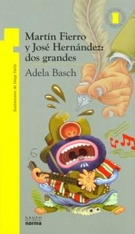 Libro Martin Fierro Y Jose Hernandez
