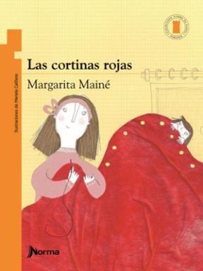 Papel CORTINAS ROJAS [PRIMEROS LECTORES] (TORRE DE PAPEL NARANJA)