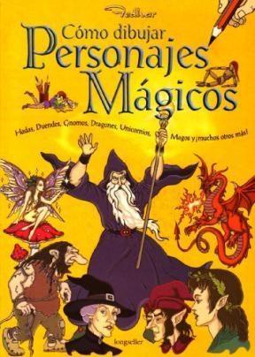 Papel Como Dibujar Personajes Magicos