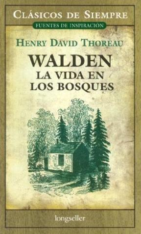 Papel Walden, La Vida En Los Bosques