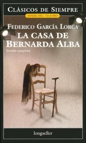 Papel Casa De Bernarda Alba, La (Version Completa)