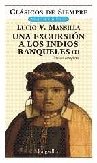 Papel Una Excursion A Los Indios Ranqueles (2 Tomos)