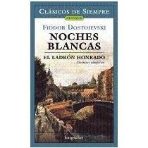 Papel Noches Blancas / El Ladron Honrado