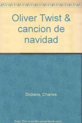 Papel Oliver Twist / Cancion De Navidad