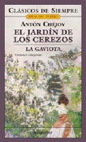 Papel El Jardin De Los Cerezos. La Gaviota