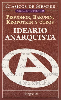 Papel Ideario Anarquista