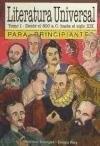 Papel Literatura I Para Principiantes