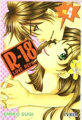Papel R-18 Love Report 4