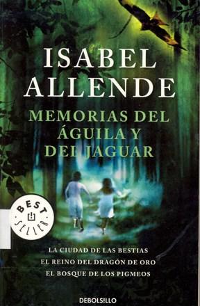 Libro Memorias Del Aguila Y Del Jaguar.