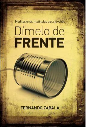 E-book Dímelo De Frente