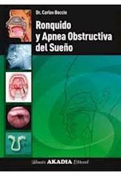 Papel Ronquido Y Apnea Obstructiva Del Sueño