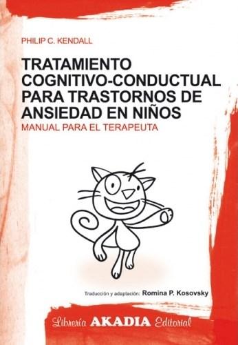 Papel TRATAMIENTO COGNITIVO CONDUCTUAL PARA TRASTORNOS DE ANSIEDA