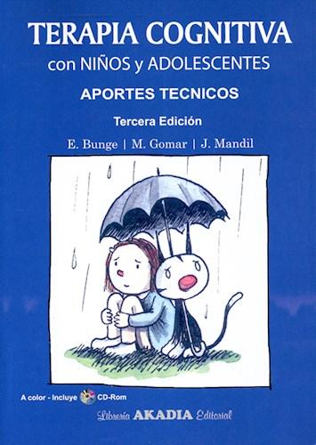 TERAPIA COGNITIVA CON NIÑOS Y ADOLESCENTES. PDF