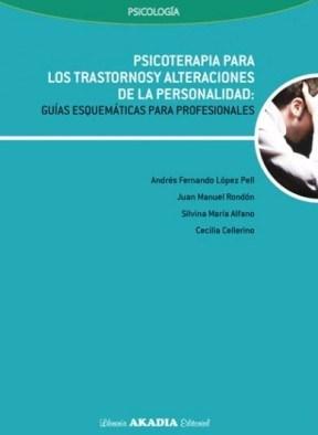 Papel PSICOTERAPIA PARA LOS TRASTORNOS Y ALTERACIONES DE LA PERSON