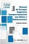 Papel MANUAL DE TERAPIA COGNITIVA COMPARTAMENTAL CON NIÑOS Y ADOLE